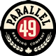 Parallel 49 Brewing Craft Lager