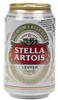 Stella Artois 6 pack cans